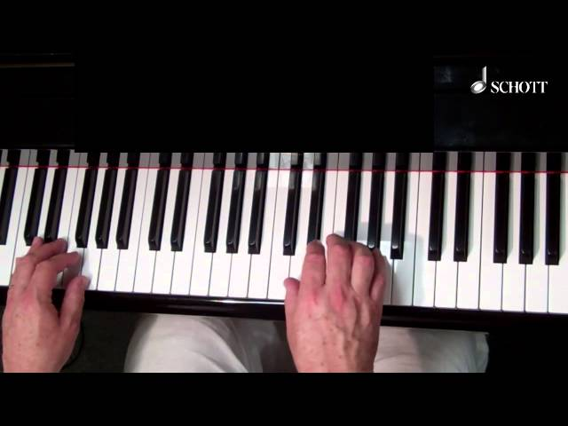 Improvising Blues Piano - Tim Richards, 1. Walking Basslines