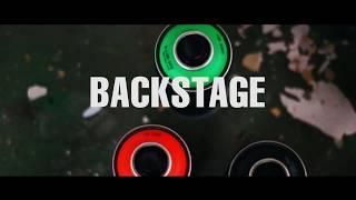 Backstage Сьемки клипа Децл