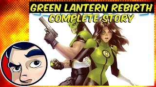 Green Lanterns Rebirth - Complete Story