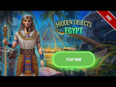 Egypt Hidden Object Games For Android  2019 - Mystery Adventure Game