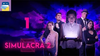 SIMULACRA 2: iOS / Android / PC Gameplay Walkthrough Part 1 (by Kaigan Games)