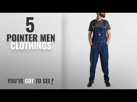 6c693073015b1 Top 10 Pointer Men Clothings [ Winter 2018 ]: Pointer Brand Indigo Tailored  Cut High Back Overall - - YouTube