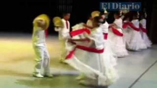 Hoy concluye el concurso de Baile Regional 2012, nivel primaria