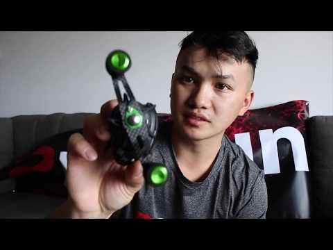 Piscifun New Concept Line Spooler and Phantom Review Ft DYangBass