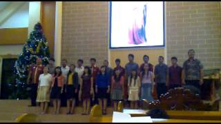NHKBP Padang - Sing Alleuia to The Lord