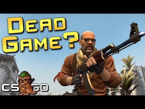 Do People Still Play CS:GO?