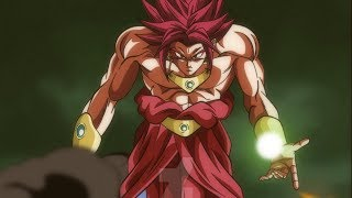 Broly Incarnation Of Super Saiyan 4