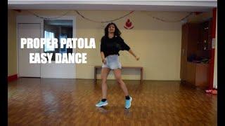 PROPER PATOLA | NAMASTE ENGLAND | DANCE | EASY CHOREOGRAPHY | BADSHAH