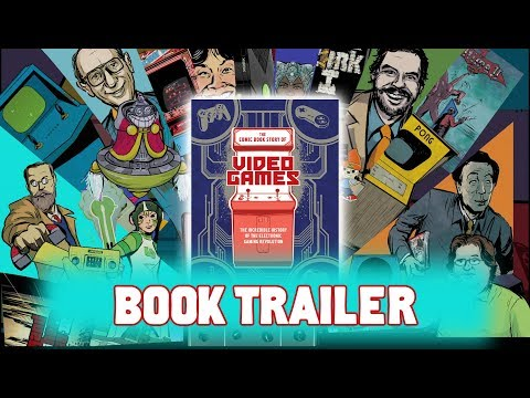 Trailer: The Comic Book Story of Video Games