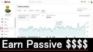 Youtube Monetization Journey [Day 260]