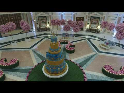 Royal Wedding in Riyadh | The Ritz Carlton by Fashion Studio