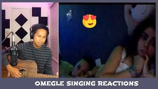 Omegle Singing Reactions | Ep.5