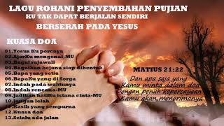 Gambar cover lagu Rohani Penyembahan,Berserah Kepada Yesus