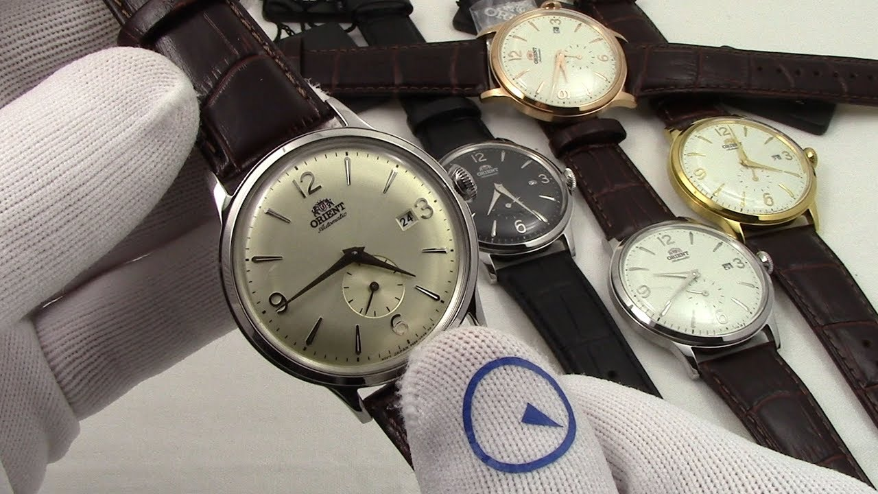 Orient Watch New Release - Bambino with Small Seconds - YouTube 62903884b80
