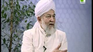 Liqa Ma'al Arab 19 February 1998 Question/Answer English/Arabic Islam Ahmadiyya