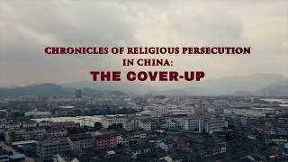 "Chronicles of Religious Persecution | Christian Movie Trailer ""The Cover-up"""