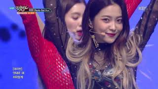 뮤직뱅크 Music Bank - Rbb Really Bad Boy  - 레드벨벳 Red Velvet .20181214