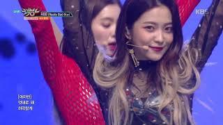 Gambar cover 뮤직뱅크 Music Bank - RBB(Really Bad Boy) - 레드벨벳(Red Velvet).20181214
