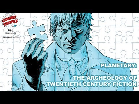 Planetary: Ellis and Cassaday Excavate the History of the Superhero