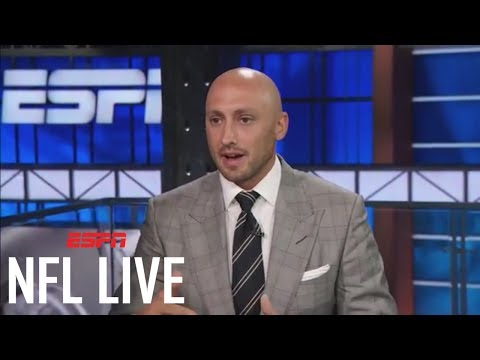 Brian Hoyer Not Worried About Kirk Cousins Rumors   NFL Live   ESPN