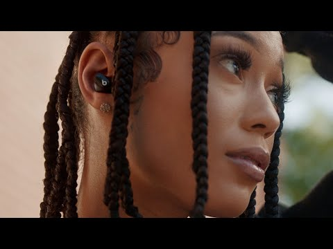 For Coi Leray, It's The Music | Beats Studio Buds