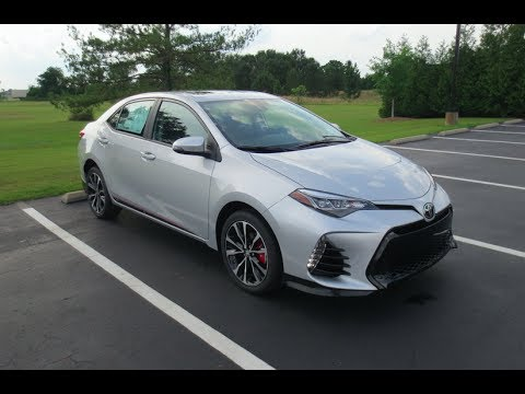 2017 Toyota Corolla SE XSP Full Tour & Start-up at Massey ...
