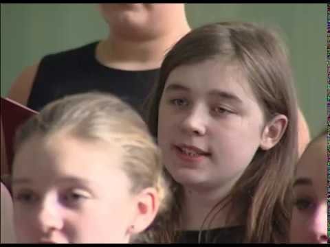 Christmas Music - St. Mary Academy -Bay View, East Providence, RI