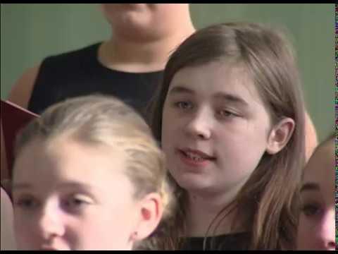Christmas Music - St. Mary Academy -Bay View, East Providence, RI