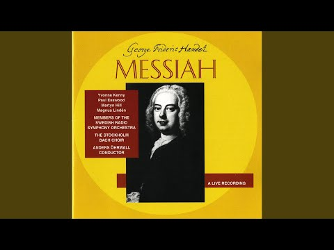 Messiah, HWV 56 (Arr. A. Ohrwall) , Pt. 1: Part I: Air: Rejoice greatly, O daughter of Zion...