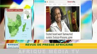 REVUE DE PRESSE AFRICAINE : KIOSQUE PANAFRICAIN DU 27 08 2018