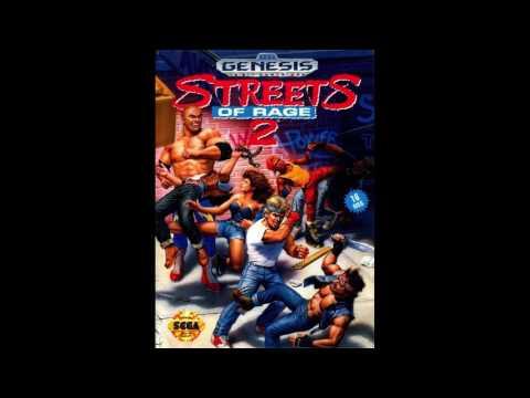 Streets of Rage 2: #22 - Expander (Sega Genesis Model 1)