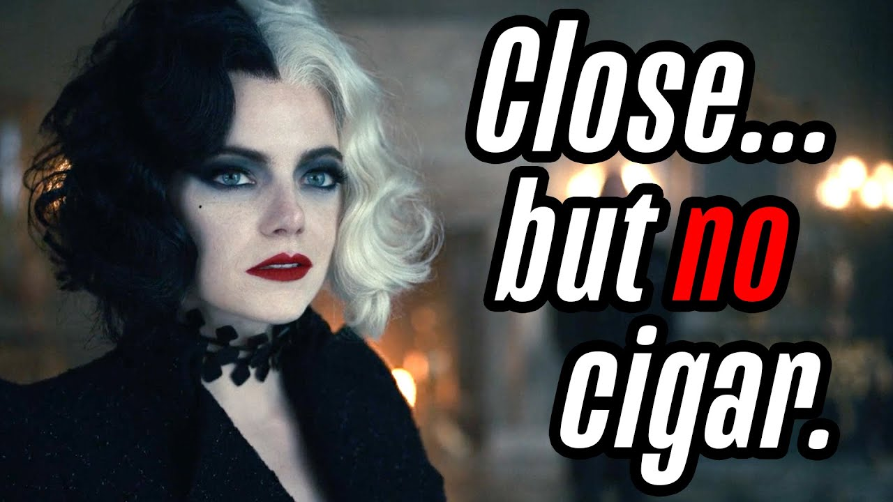 Cruella is Good if You Don't Think About it Too Much | Disney Explained - Jon Solo