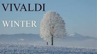 "VIVALDI - The Four Seasons Winter ""L'inverno"" (FULL) - Classical Music HD"