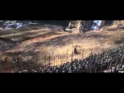 The Hobbit The Battle of the Five Armies- Dain Ironfoot Arrives