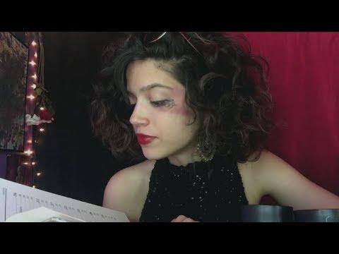ASMR~ The Colomboricuan Witch (Spanglish Series)