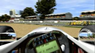 Grand Prix 3 - Mika Hakkinen - Australia