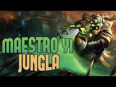 Maestro Yi Jungla - Contrajungla... - Pretemporada 6