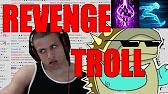 Gets Demoted Emotional Speech League Of Legends Youtube