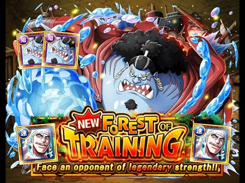 [OPTC] Enel 0 Stamina Training Forest - Double Legend Jinbe