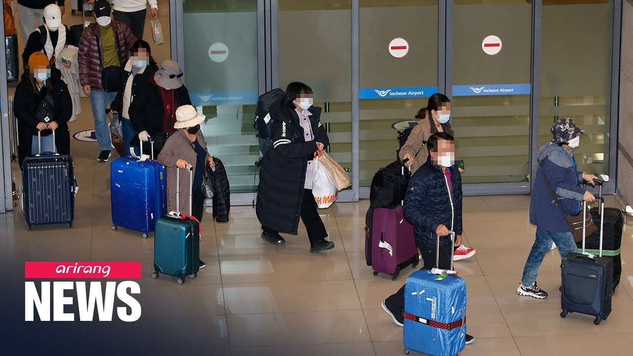 At least 71 countries restricting entry of people traveling from S. Korea