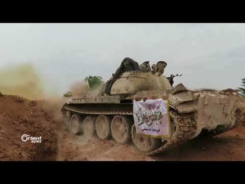 الميليشيات الطائفية تواصل قصفها للمناطق المحررة بحماة
