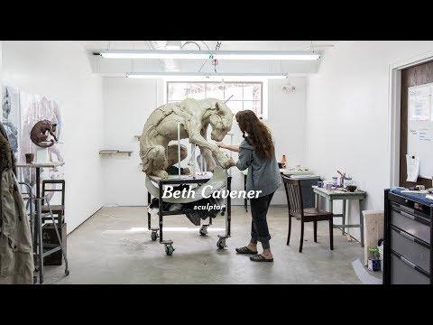 Beth Cavener - Sculptor