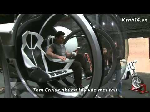 Cận cảnh phi thuyền ngoài không gian của Tom Cruise - Vngoodlife