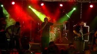 Les Caméléons (F) en Concert au Melrock Festival 2013
