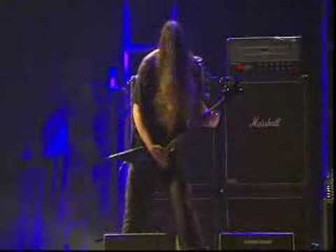 Cannibal Corpse - Disposal of the Body (Wacken 2007)