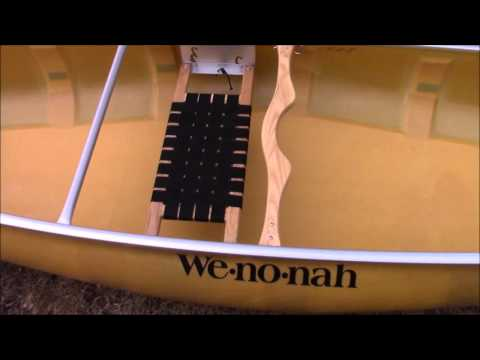 Wenonah Escapade First Impressions - YouTube