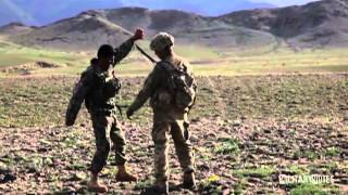 Afghan soldier attempts to throw hand grenade and fails horribly
