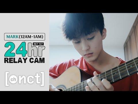 🕐MARK : 12-1am|NCT 127 24hr RELAY CAM