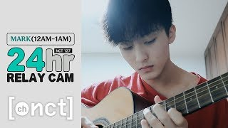 MARK  12-1amNCT 127 24hr RELAY CAM