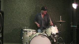 Bert Switzer on Drums - 5.8.09 Video Diary